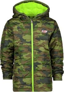 Zielona kurtka dziecięca Vingino