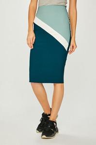 Niebieska spódnica Trendyol