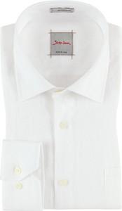 Koszula Signum z klasycznym kołnierzykiem z długim rękawem