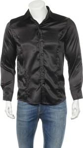 Czarna koszula Zhelin