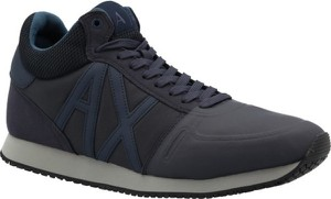 Buty sportowe Armani Jeans sznurowane