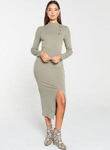 Sukienka V by Very z długim rękawem w stylu casual