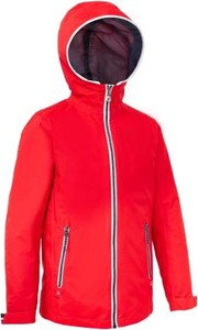 Czerwona kurtka dziecięca Tribord