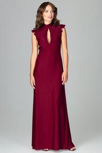 db93fdb57e sukienka czerwona zara - stylowo i modnie z Allani