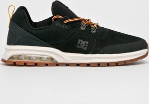 Czarne buty sportowe DC Shoes