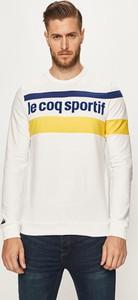 Bluza Le Coq Sportif z dzianiny