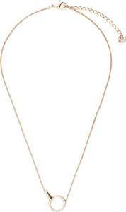 Swarovski Naszyjnik Necklace Hand 5489573 Różowy