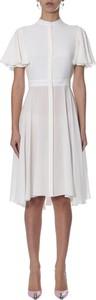 Sukienka Alexander McQueen w stylu boho