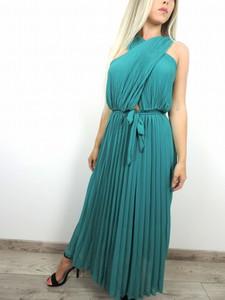 Zielona sukienka Juni maxi