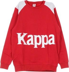 Bluza Kappa z bawełny w młodzieżowym stylu
