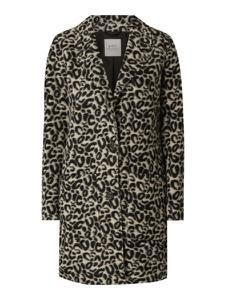 Brązowy płaszcz edc by Esprit w stylu glamour