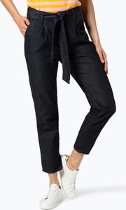 Jeansy Opus z jeansu w street stylu