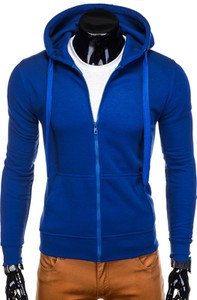 Niebieska bluza Edoti