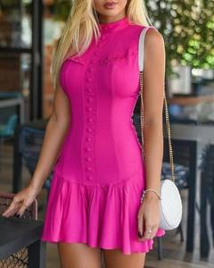 Sukienka Kendallme mini rozkloszowana