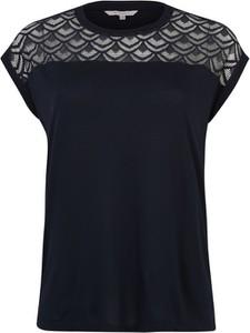 Bluzka ONLY Carmakoma z okrągłym dekoltem