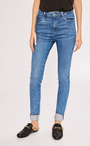 Jeansy Pepe Jeans z bawełny