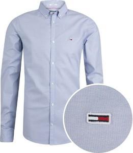 Koszula Tommy Hilfiger (wszystkie Linie) z bawełny z długim rękawem
