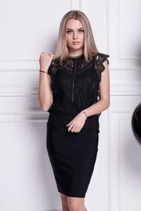 Czarna spódnica Ella Boutique