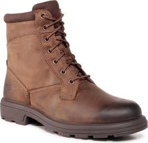 Buty zimowe UGG Australia sznurowane w stylu casual