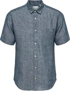 Koszula Only & Sons z krótkim rękawem z klasycznym kołnierzykiem