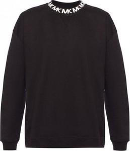 Czarna bluza Michael Kors z bawełny