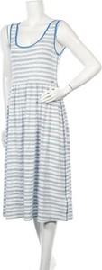 Niebieska sukienka Hilfiger Denim w stylu casual