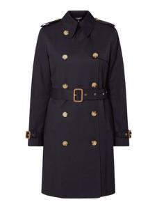 Granatowy płaszcz Ralph Lauren