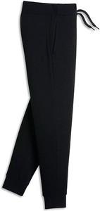 Czarne spodnie dziecięce Nike