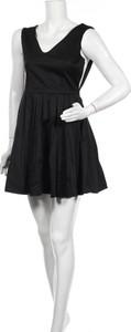 Czarna sukienka PLEASE mini