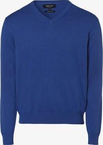 Sweter Andrew James w stylu casual z bawełny