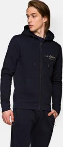 Granatowa bluza LANCERTO w młodzieżowym stylu