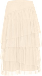 Różowa spódnica Byinsomnia z tiulu