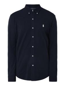 Granatowa koszula POLO RALPH LAUREN