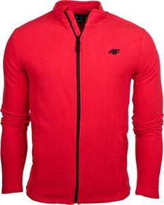 Bluza 4F z plaru w sportowym stylu