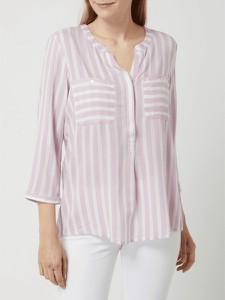 Różowa bluzka Tom Tailor