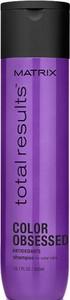 MATRIX TOTAL RESULTS Color Obsessed szampon do włosów farbowanych 300ml