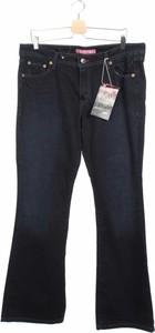 Granatowe jeansy dziecięce Levis