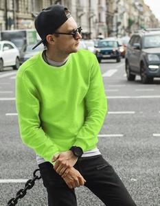 Zielona bluza Dstreet