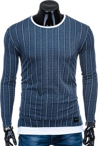 Granatowa bluza Edoti