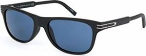 Niebieskie okulary damskie Montblanc