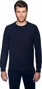Granatowa bluza Recman