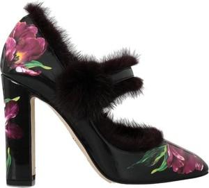 Czółenka Dolce & Gabbana ze spiczastym noskiem
