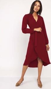 Sukienka Lanti asymetryczna midi