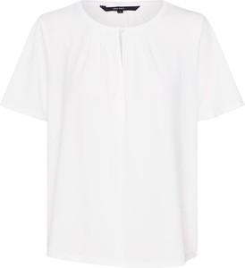 Bluzka Vero Moda z okrągłym dekoltem w stylu casual