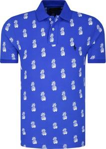 Koszulka polo POLO RALPH LAUREN z krótkim rękawem w młodzieżowym stylu