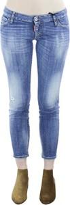 Jeansy Dsquared2 z jeansu