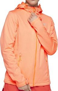 Pomarańczowa kurtka 4F