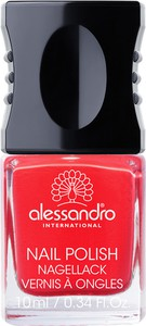 Lakier do paznokci First Kiss Red 10 ml alessandro