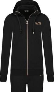Bluza EA7 Emporio Armani krótka