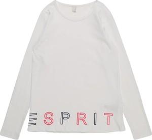 Bluzka dziecięca Esprit z długim rękawem